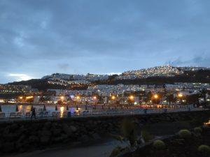 Preparing for a nightlife in Puerto Rico