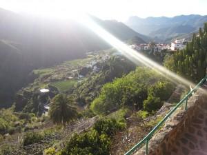 Most beutiful Garn Canaria mountain town