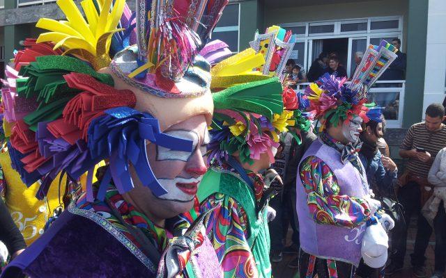 Costumes in Las Palmas carnival
